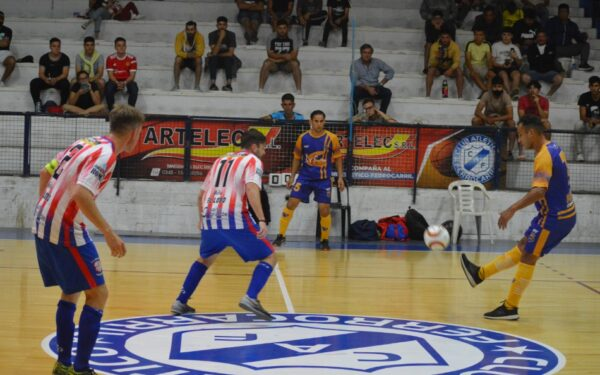 Los rivales de Nebel en el Nacional de Futsal